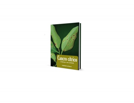 Livro sobre cancro cítrico do Fundecitrus é lançado como e-book