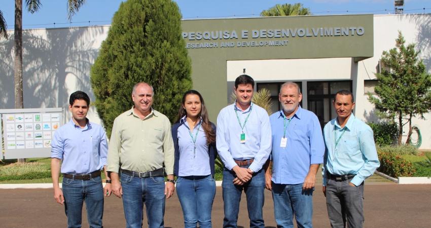Fundecitrus treina engenheiros agrônomos do Paraná para monitoramento de psilídeo
