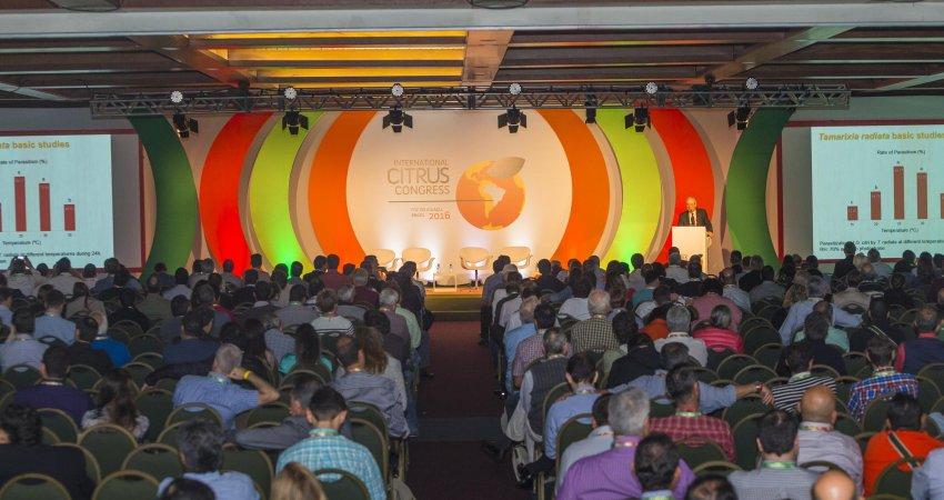 Congresso Internacional de Citros é encerrado com debates sobre mudanças climáticas