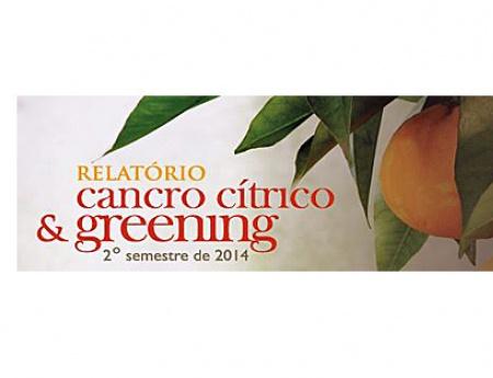 Citricultor deve enviar relatório de cancro cítrico e greening para CDA até quinta-feira, dia 15