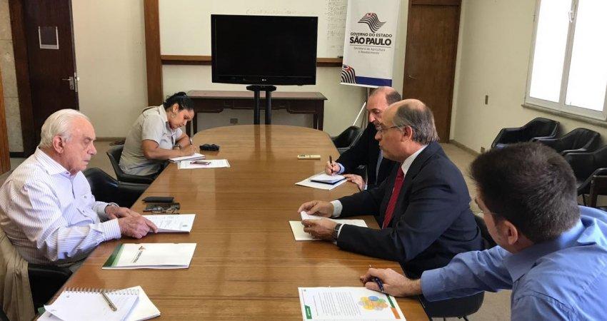 Presidente do Fundecitrus participa de segunda reunião do comitê do greening