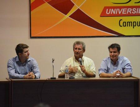 Especialistas da Argentina e de São Paulo falam sobre cancro cítrico para citricultores