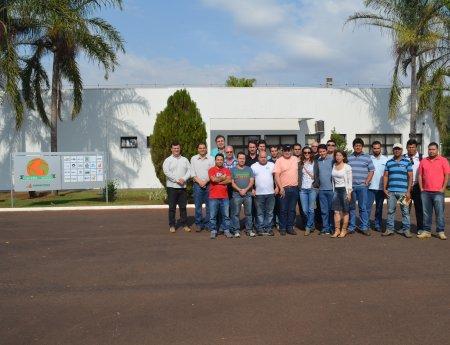 Fundecitrus treina agentes do Instituto Mineiro de Agropecuária