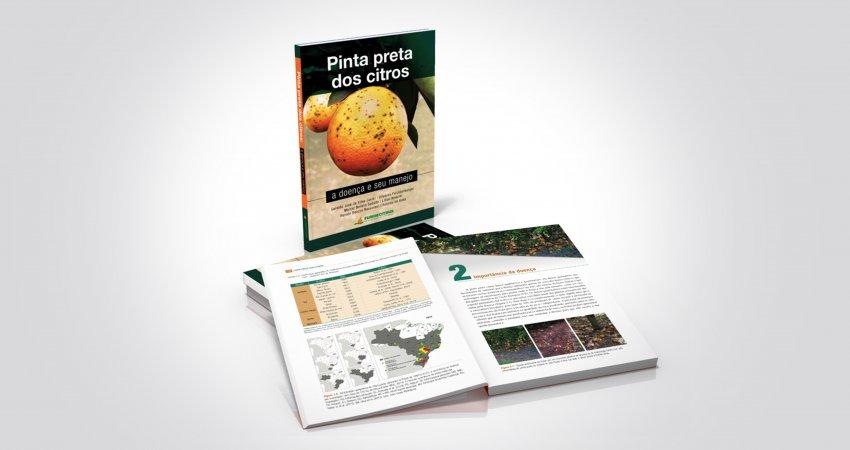 Fundecitrus lança versão digital de livro sobre pinta preta
