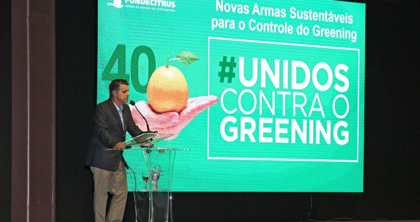 É lançado o primeiro bioinseticida para o controle do vetor do greening