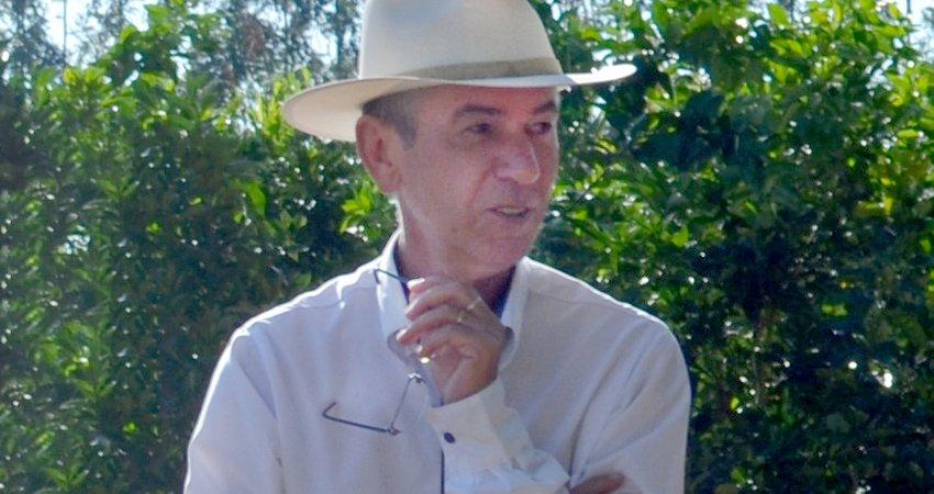 Toninho Pratinha morre em fazenda da família