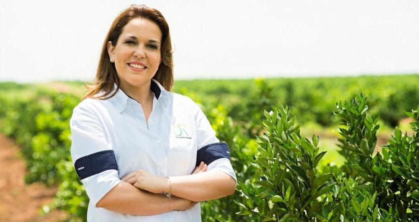 Sarita Junqueira Rodas foi eleita a primeira conselheira do Fundecitrus