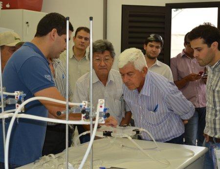 """Fundecitrus inicia ação """"portas abertas"""" com citricultores de Bebedouro"""