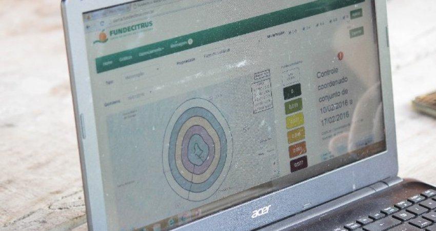 Alerta Fitossanitário bate recorde de participação de citricultores