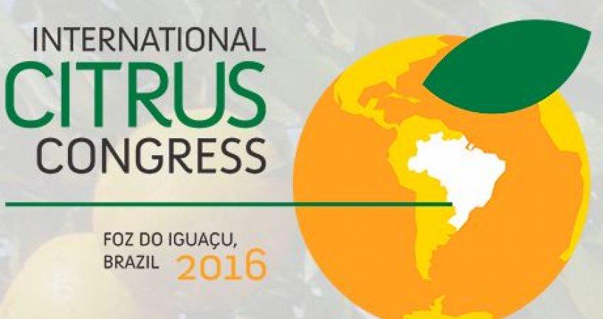 Congresso Internacional de Citricultura irá reunir participantes de 20 países em Foz do Iguaçu