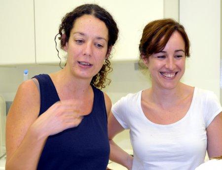 Fundecitrus recebe pesquisadoras da Espanha