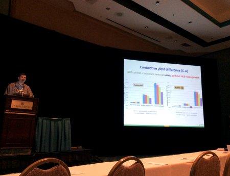 Pesquisas do Fundecitrus ganham destaque no IV Congresso Internacional de HLB, na Flórida