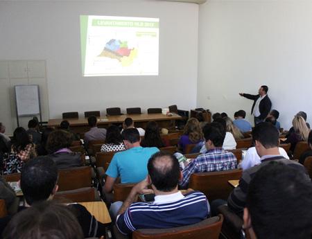 Fundecitrus treina profissionais do Instituto Mineiro de Agropecuária (IMA) para controle do greening