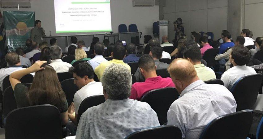 Coordenador da Capes abre V Simpósio MasterCitrus que reuniu mais de cem profissionais da citricultura