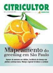 Mapeamento do greening em São Paulo - 4